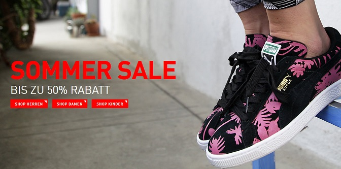 Sommer Sale Puma