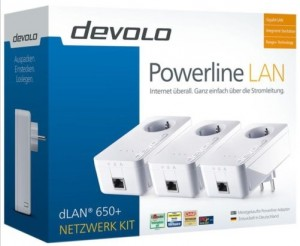 devolo powerline LAN