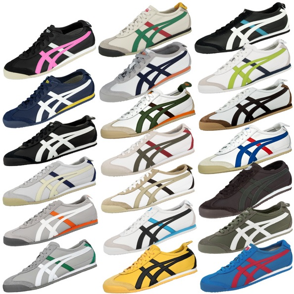 ASICS ONITSUKA TIGER MEXICO 66 RETRO