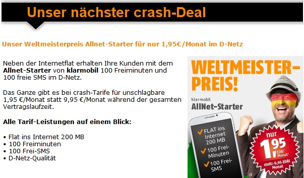 Crash Deal