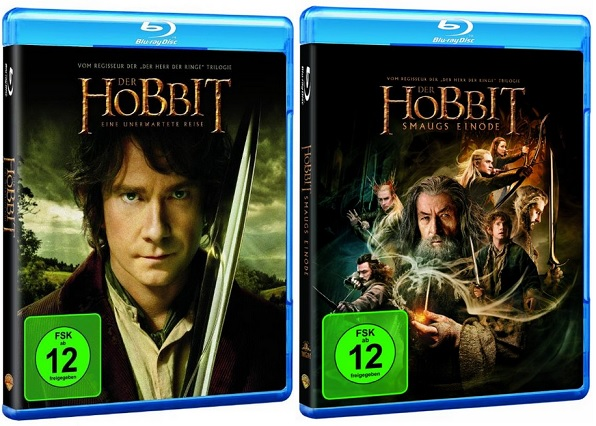 Der Hobbi Bluray
