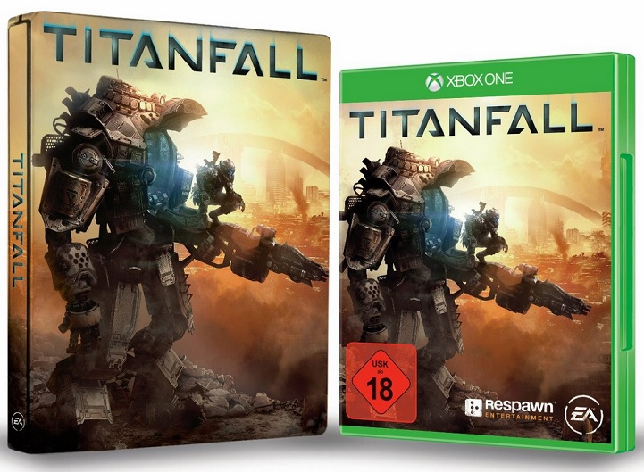 Titanfall Xbox One Steelbook