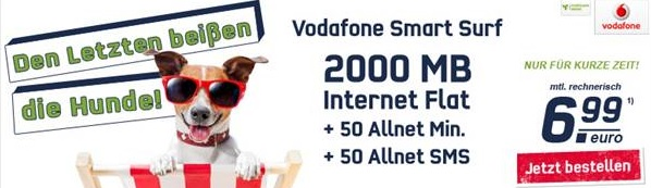 Vodafone Smart Surf
