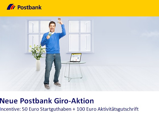 postbank aktion