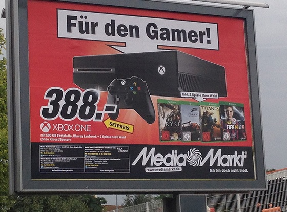 Media Markt Gamescom Angebot