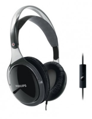 Philips Bügel-Headset SHL9565BK