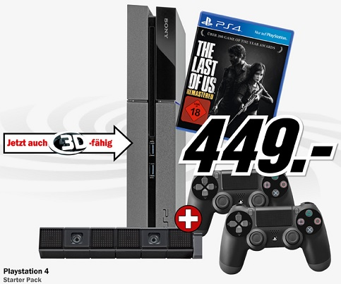 Sony PS4 Bundle