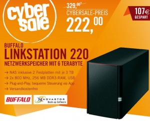 Cybersale Linkstation 220
