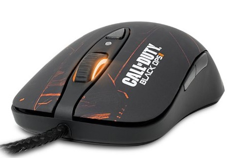 Steelseries Call of Duty Black Ops 2 Maus