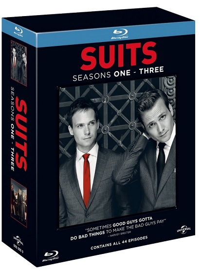 Suits Bluraybox