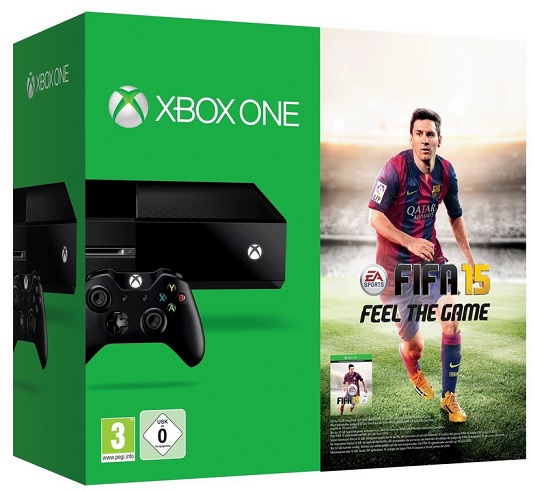 Xbox One FIFA Bundle