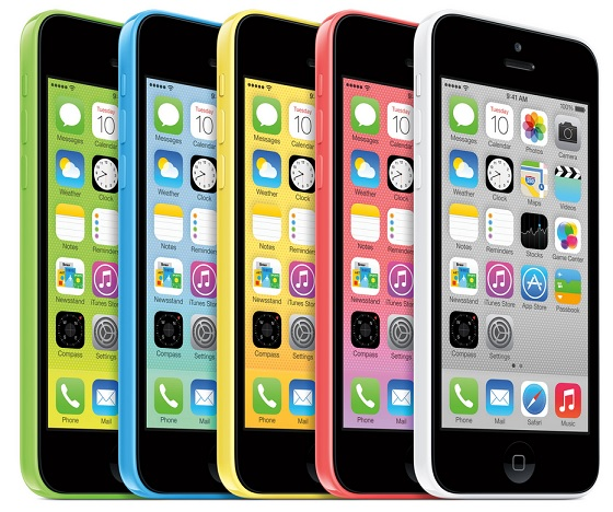 Apple iphone 5c 16GB 32GB