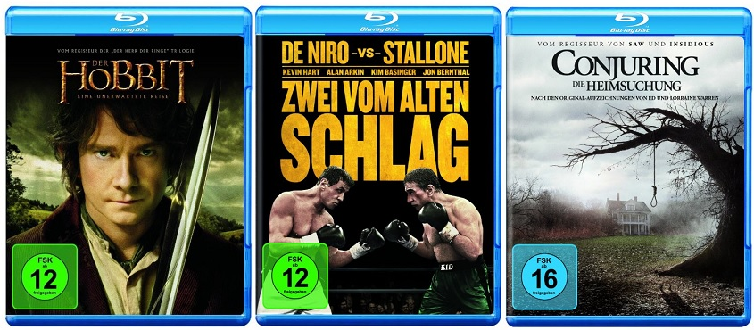 Bluray Aktion Amazon