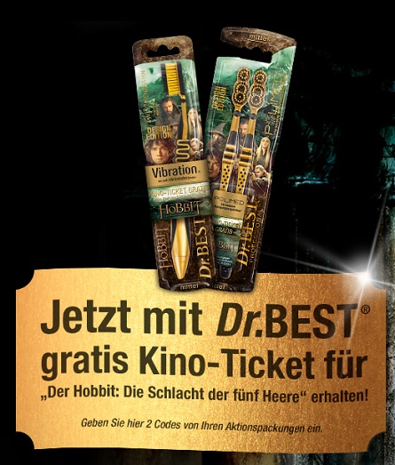 Dr Best Kino Ticket