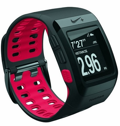 Nike SportWatch GPS Laufuhr powered by TomTom