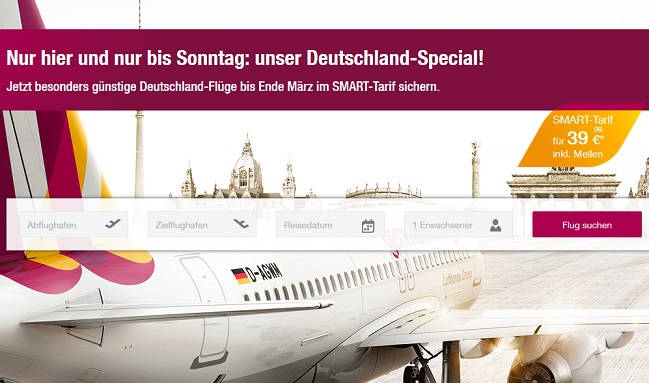 germanwings fluege angebote