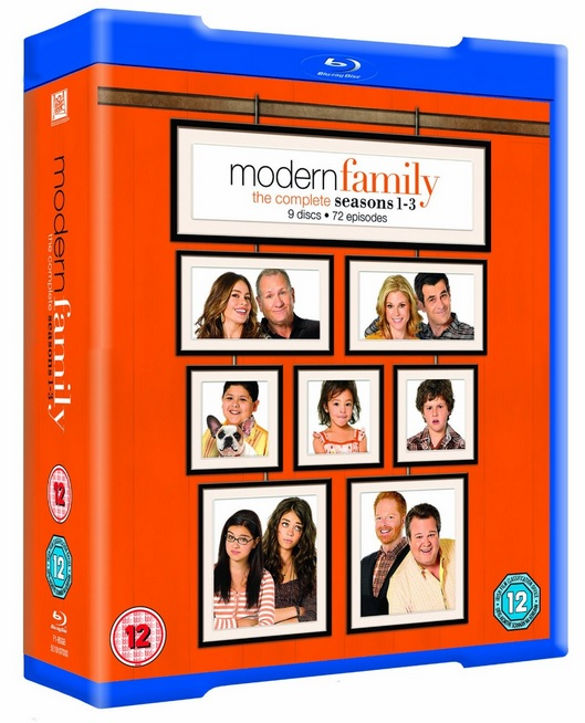 modern family the complete seasons 1 bis 3