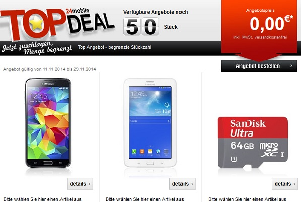 24mobile Topdeal