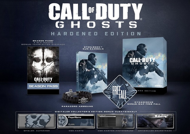 Call of Duty Hardened Edition