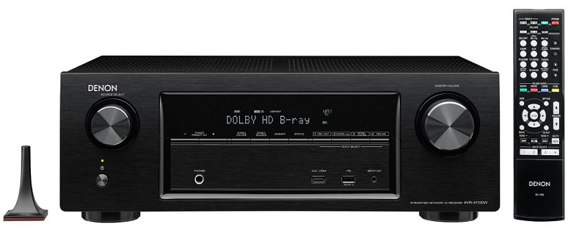 Denon AVR-X1100W 7.2 Surround-AV-Receiver