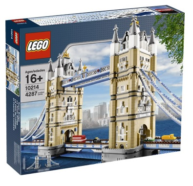 Lego Towerbridge