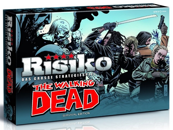Risiko The Walking Dead
