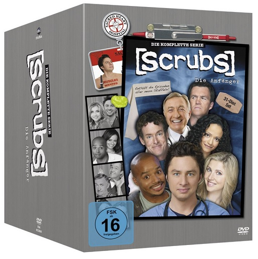 Scrubs Box