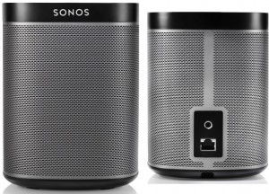sonos play 1 f r 164 99 wireless all in one player mit sattem kristallklarem sound update. Black Bedroom Furniture Sets. Home Design Ideas