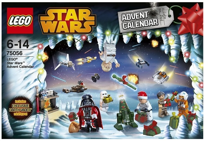 Star Wars Adventskalender 2014