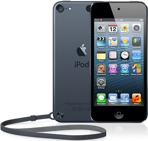 Apple iPod touch 5G 32GB spacegrau für 189€