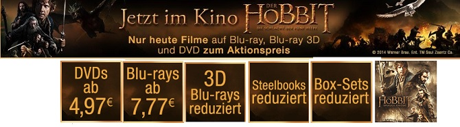 Hobbit Kino Amazon