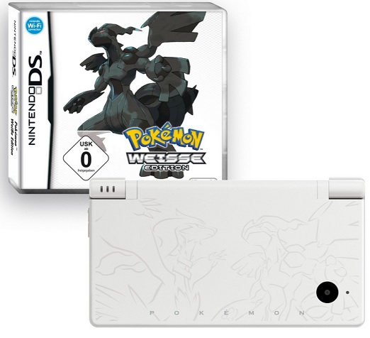 Pokemon Weisse Edition Nintendo DS