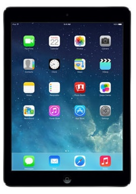 Apple iPad Air 16GB WiFi WLAN