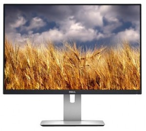 Dell UltraSharp U2415 Black LED IPS