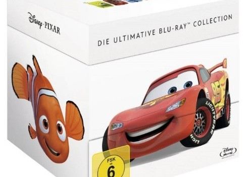 Disney Pixar Ultimate Bluray