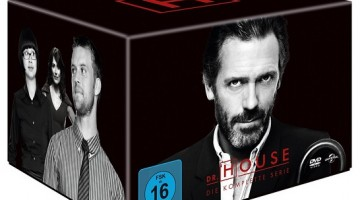 Dr. House DVD Box