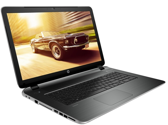 HP Pavilion 17-f128ng Notebook