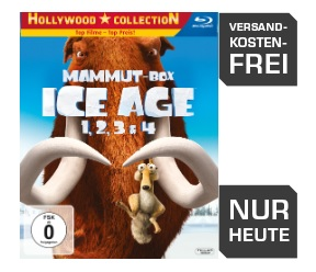 Ice Age Bluray