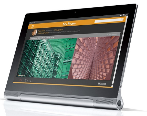 Lenovo Ideatab YOGA 2