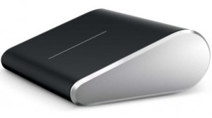 Microsoft Wedge Touch Mouse for PC and Macbook 3LR-00001