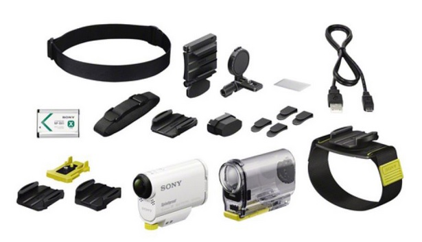 SONY HDR-AS100VW 2