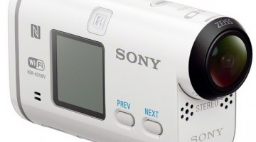 SONY HDR-AS100VW