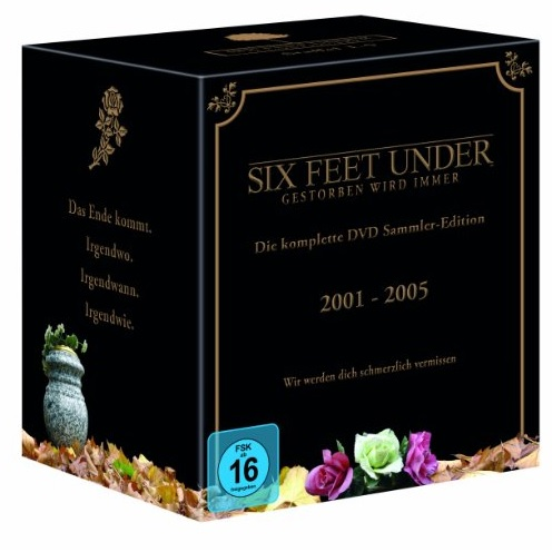 Six Feet Under DVD