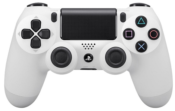 Sony PS4 Controller weiss
