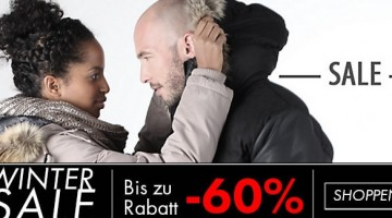 Wintersale bei Fashion5