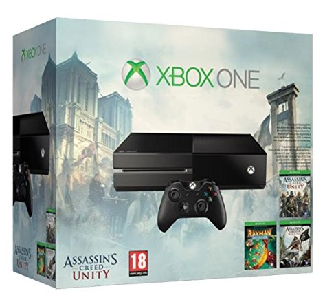 Xbox One Assasins Creed Unity
