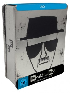 Breaking Bad - Tin Box Amazon Bluray