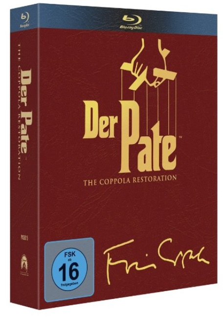 Der Pate Bluray