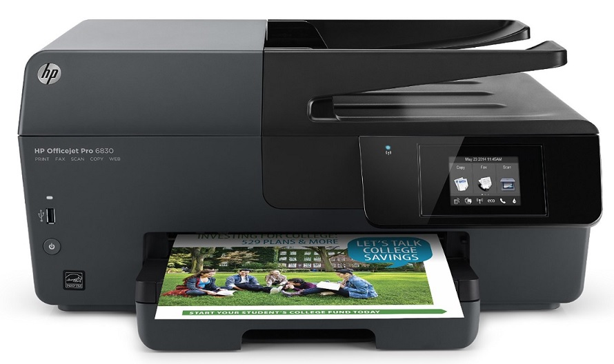 HP Officejet Pro 6830 e-All-in-One Drucker