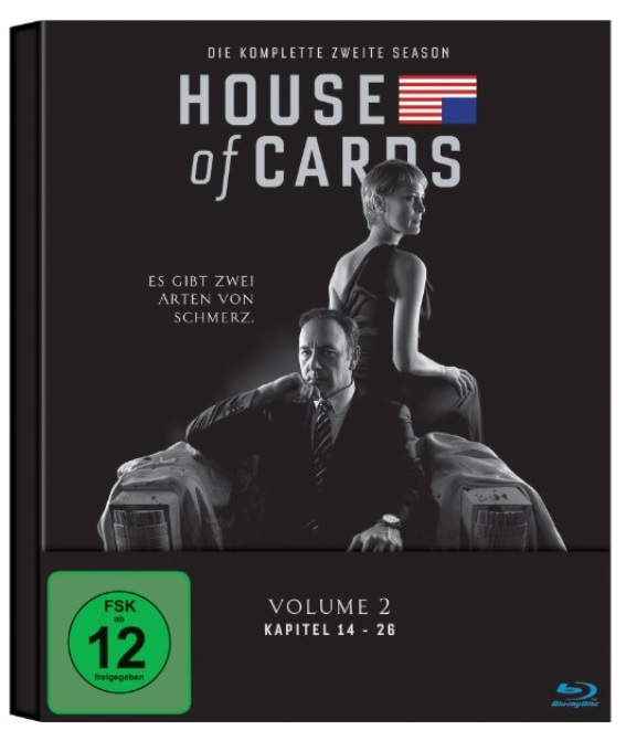 House of a Cards Bluray